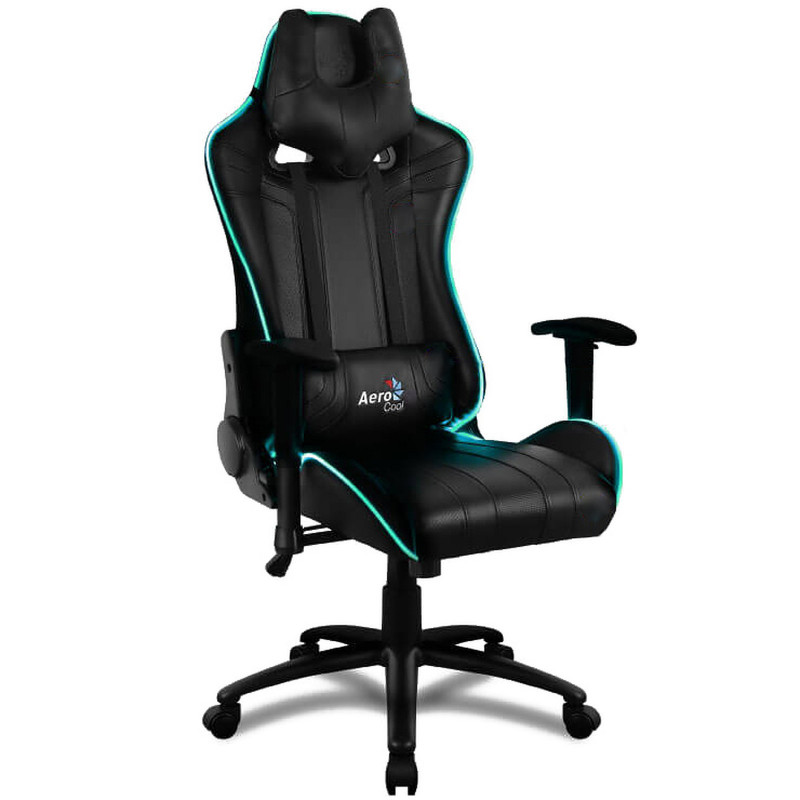 Aerocool AC120 chaise gaming à LED (S,M et L)