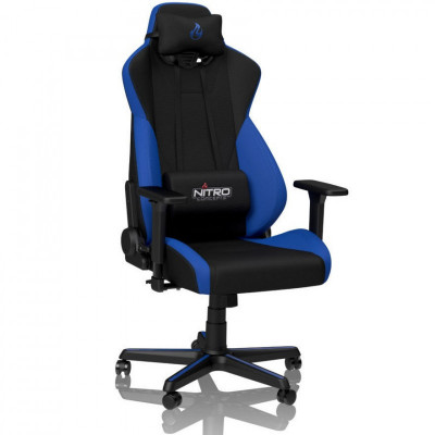 Nitro-Concepts S300 chaise gaming tissu (S, M, L, XL)