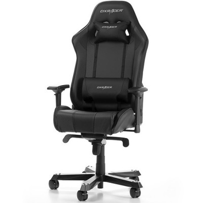 Dxracer KING K06 chaise gaming robuste (L, XL) - Noir