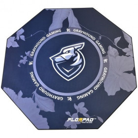 Florpad Team GRAYHOUND Tapis E-sport pour bureau gamer