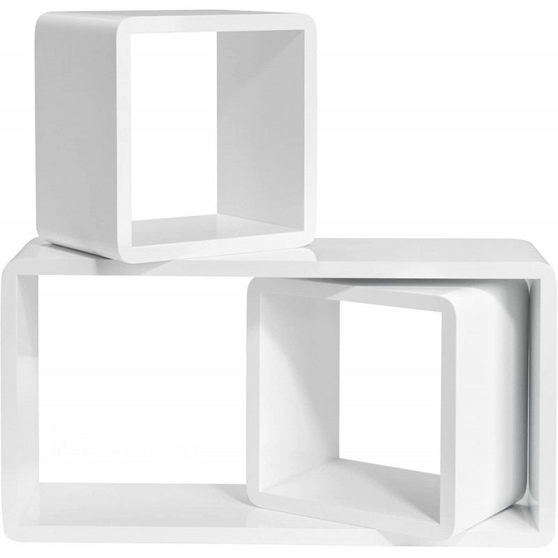 Supports muraux GEOS glossy blanc grand format