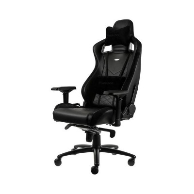 Noblechairs EPIC chaise gaming luxe en similicuir noir