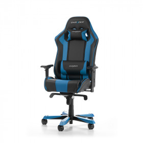 Dxracer KING K06 chaise gaming robuste dimensions bleu