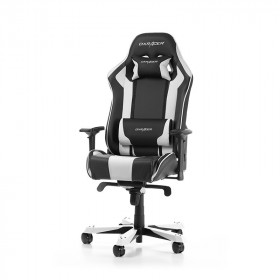 Dxracer KING K06 chaise gaming robuste (L,XL) blanc
