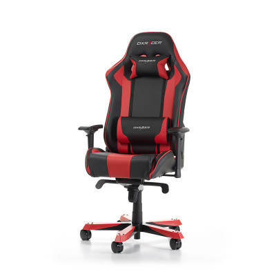 Dxracer KING K06 chaise gaming robuste (L, XL) - Rouge