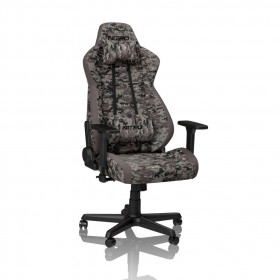 Nitro-Concepts S300 chaise gaming tissu camouflage