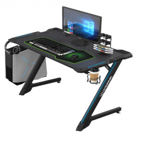 Ultradesk SPACE V2 bureau gamer multi-outils à LED RGB